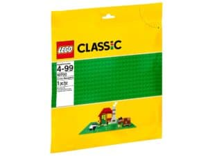 lego 10700 green baseplate