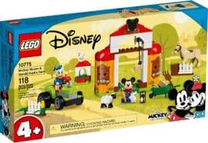 lego 10775 mickey mouse donald ducks farm