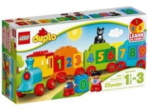 lego 10847 number train