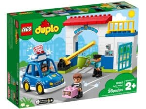 lego 10902 police station