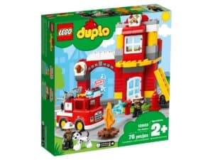 lego 10903 fire station