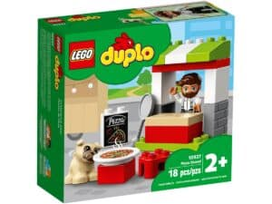 lego 10927 pizza stand
