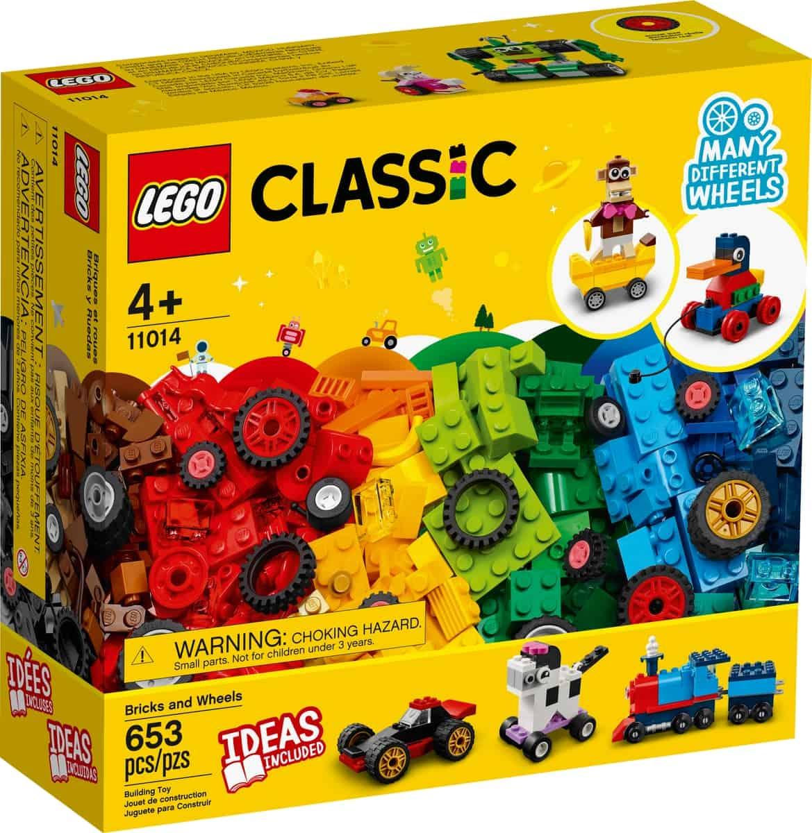lego 11014 bricks and wheels