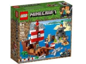 lego 21152 the pirate ship adventure