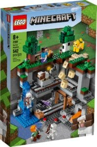 lego 21169 the first adventure