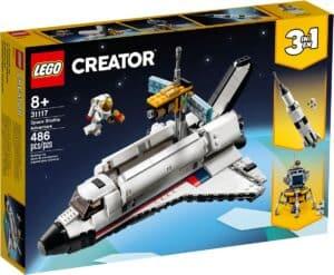 lego 31117 space shuttle adventure