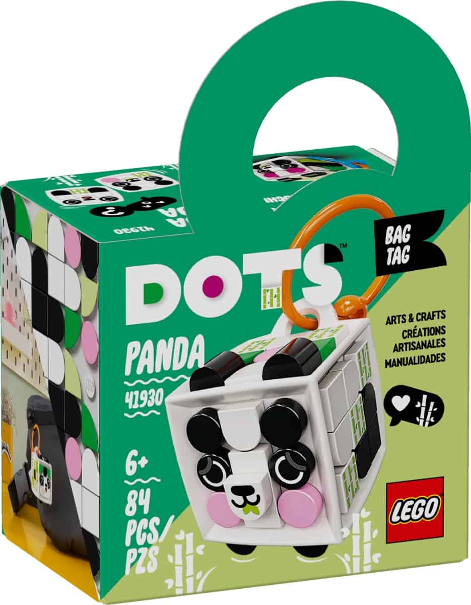 lego 41930 bag tag panda