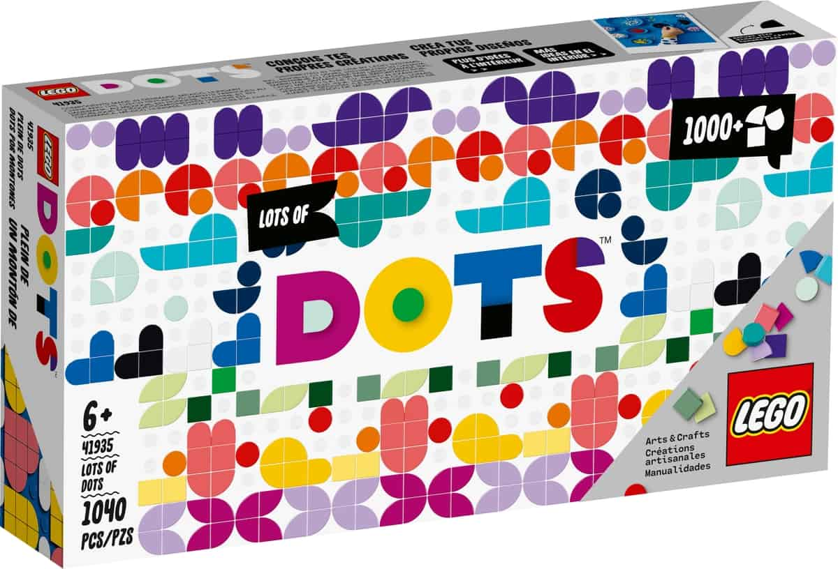 lego 41935 lots of dots