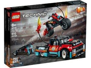 lego 42106 stunt show truck bike