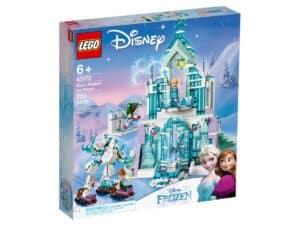 lego 43172 elsas magical ice palace