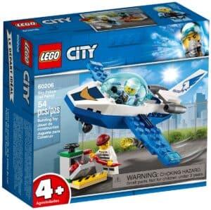lego 60206 sky police jet patrol