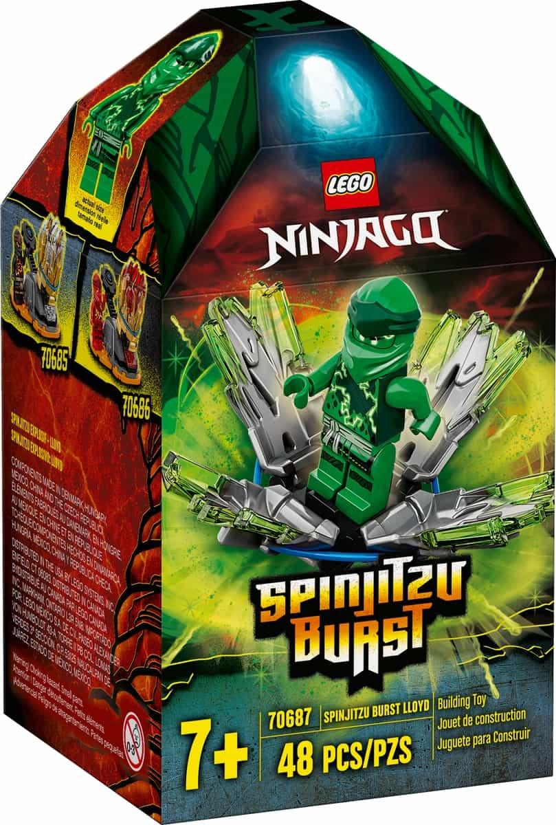 lego 70687 spinjitzu burst lloyd