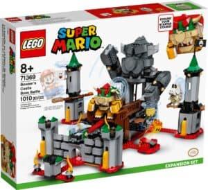 lego 71369 bowsers castle boss battle expansion set