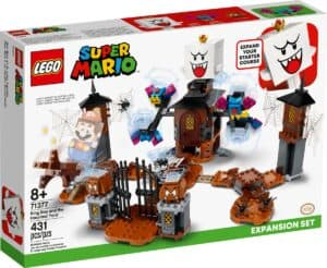 lego 71377 king boo and the haunted yard expansion set