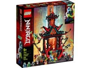 lego 71712 empire temple of madness
