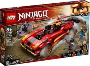 lego 71737 x 1 ninja charger