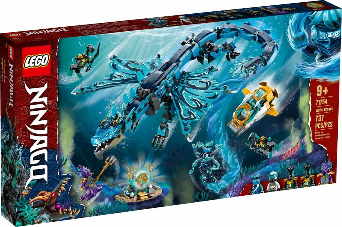 lego 71754 water dragon