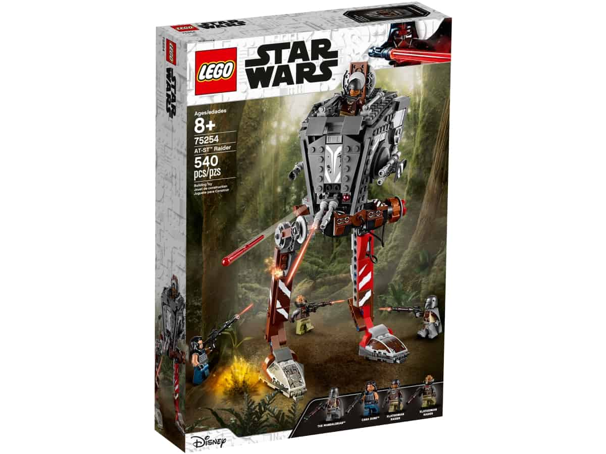 lego 75254 at st raider from the mandalorian
