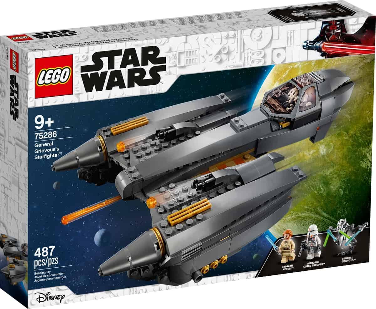 lego 75286 general grievouss starfighter