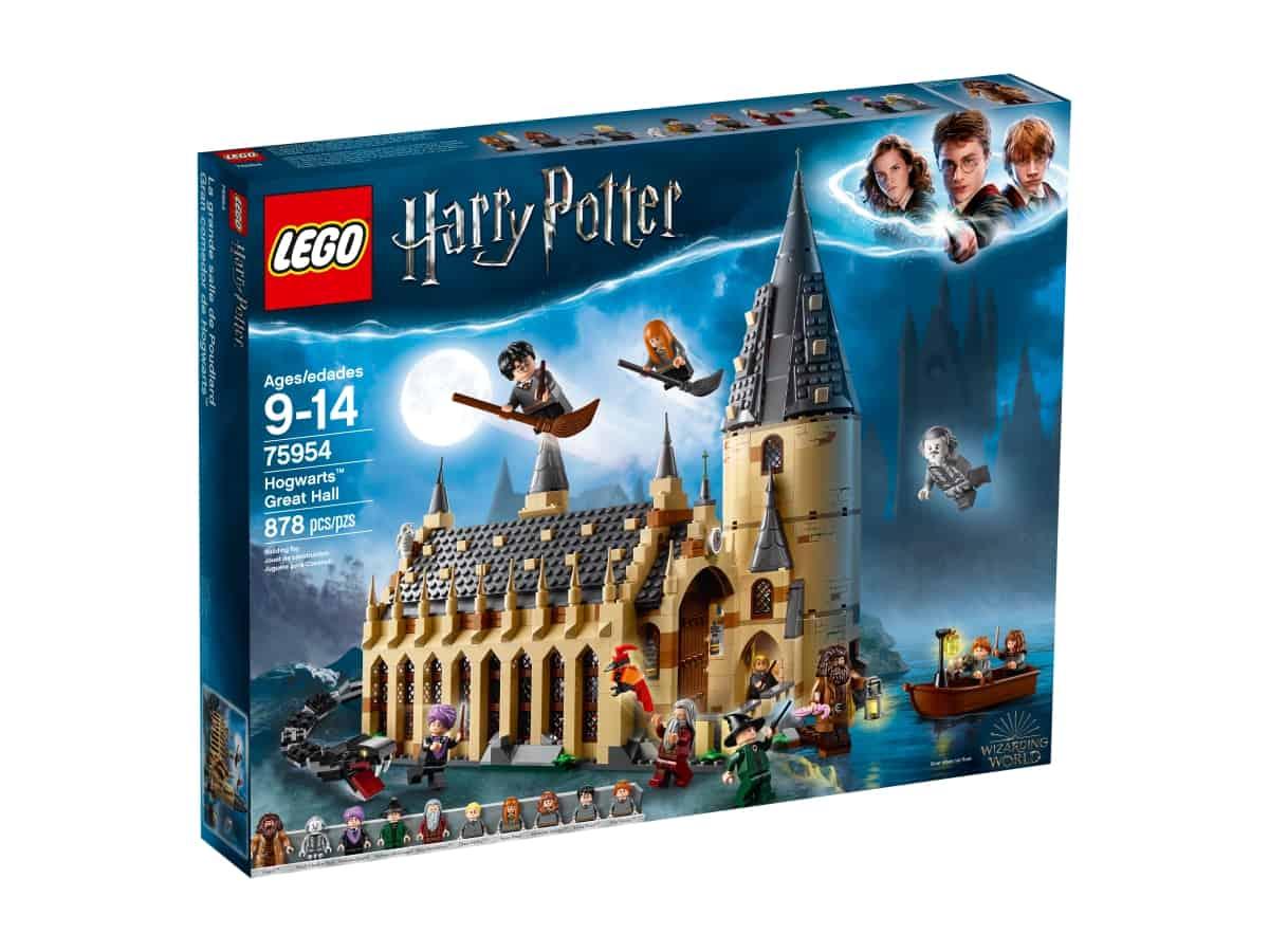 lego 75954 hogwarts great hall