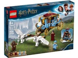 lego 75958 beauxbatons carriage arrival at hogwarts poudlard