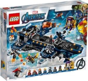 lego 76153 avengers helicarrier