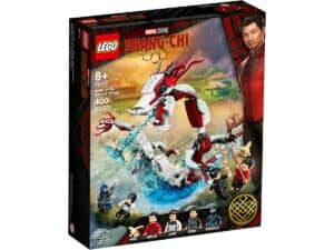 LEGO 76177 Battle at the Ancient Village