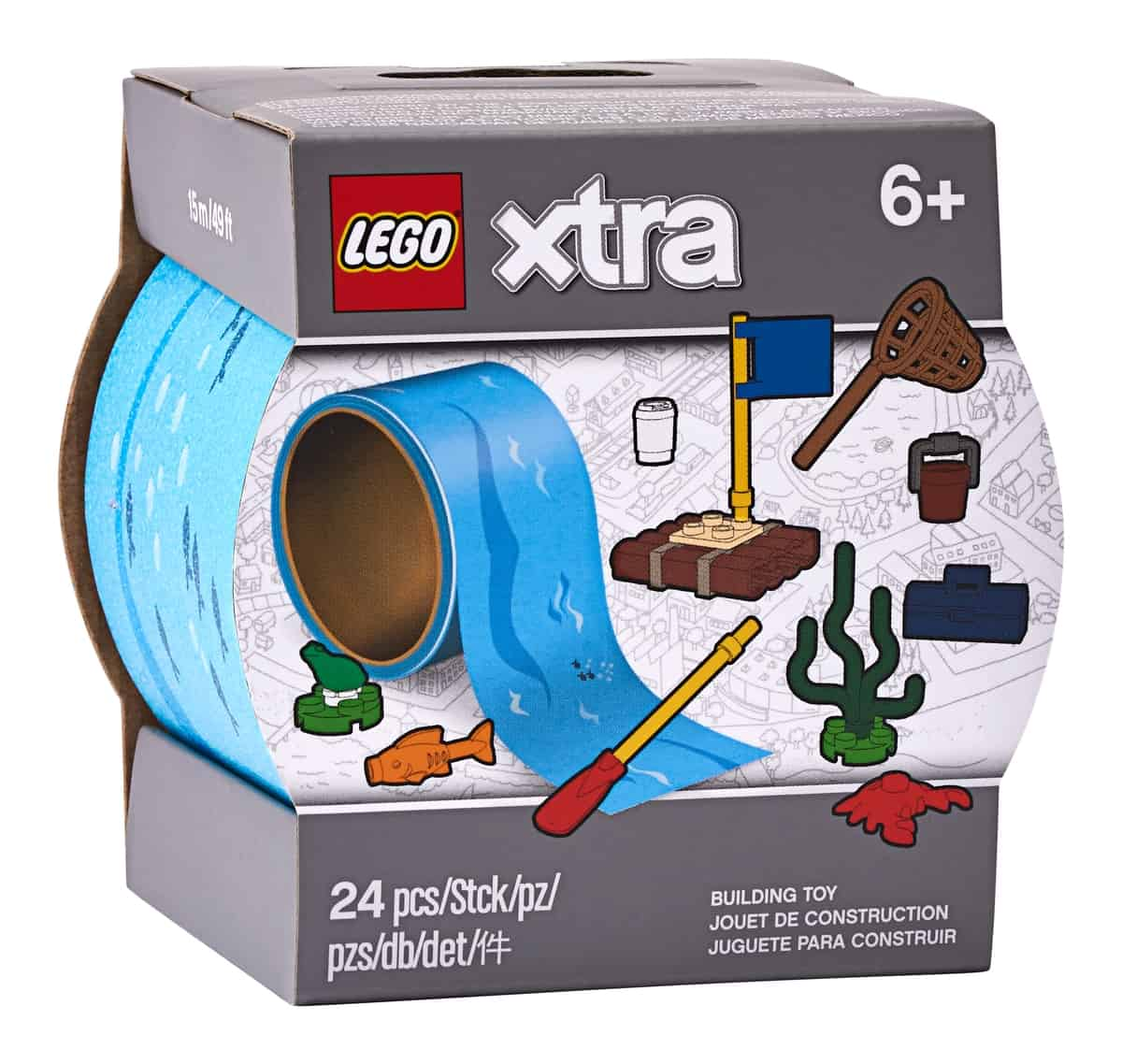lego 854065 water tape