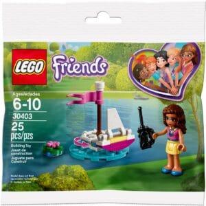 lego 30403 olivias remote control boat