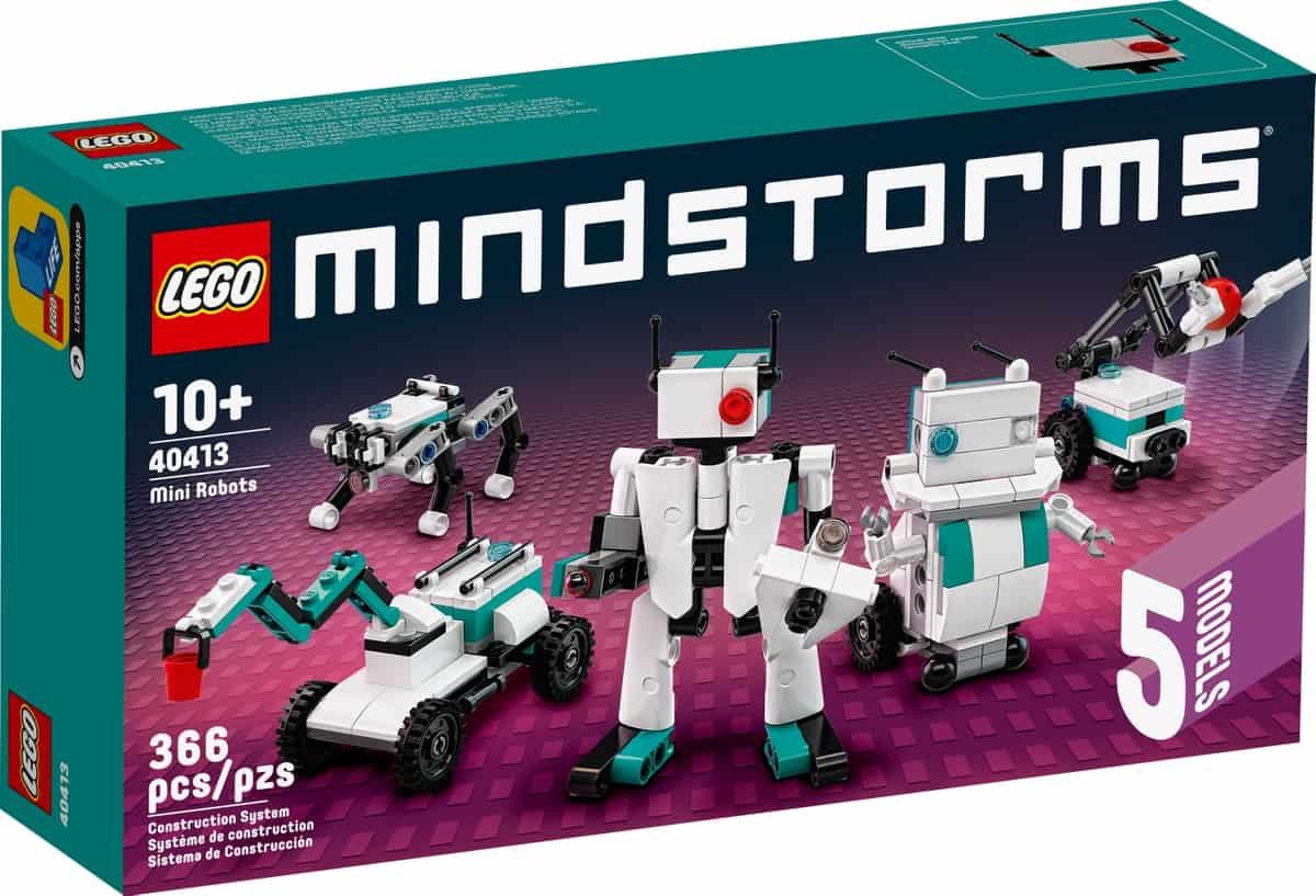 lego 40413 mindstorms mini robots