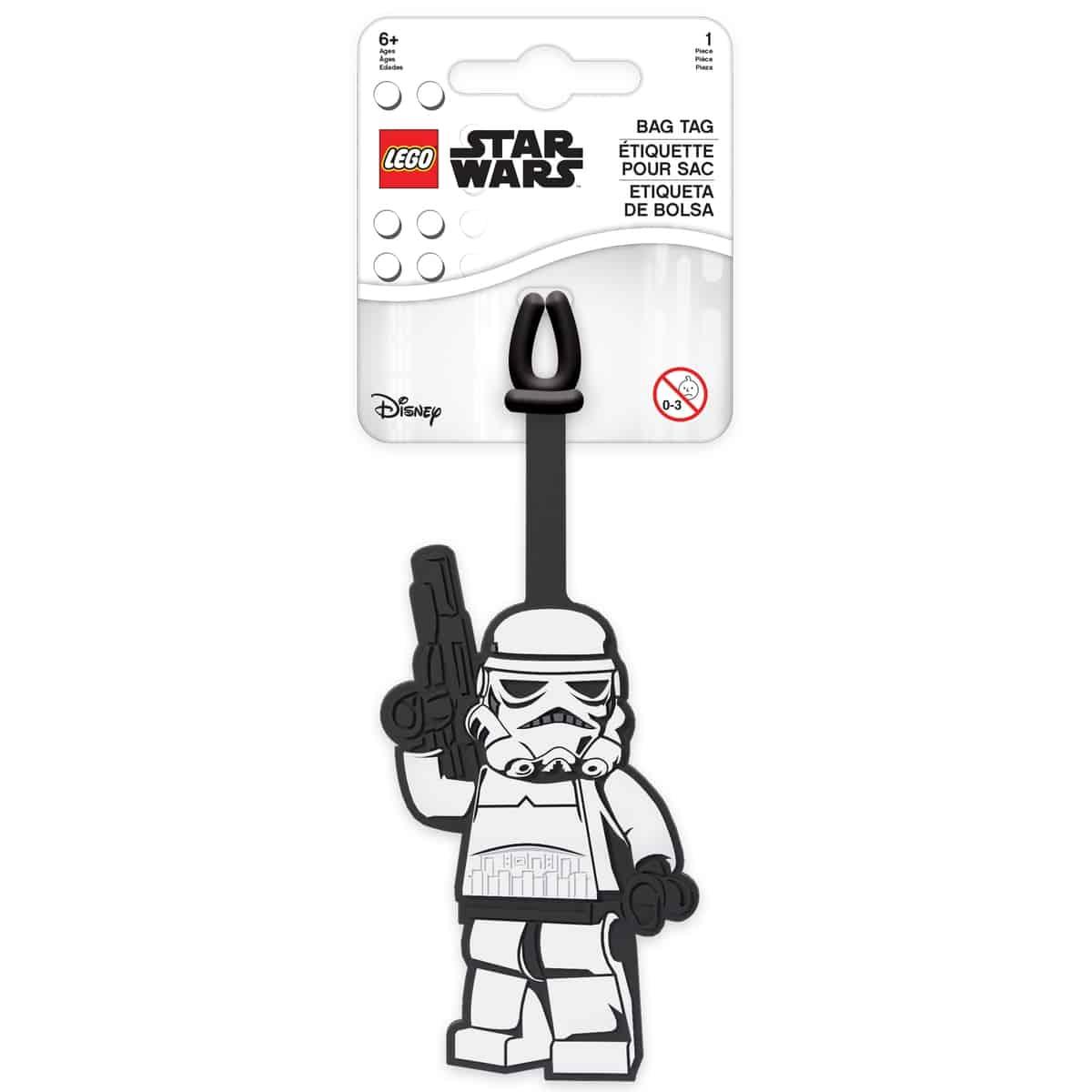 lego 5005825 stormtrooper bag tag