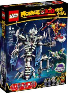 lego 80028 the bone demon