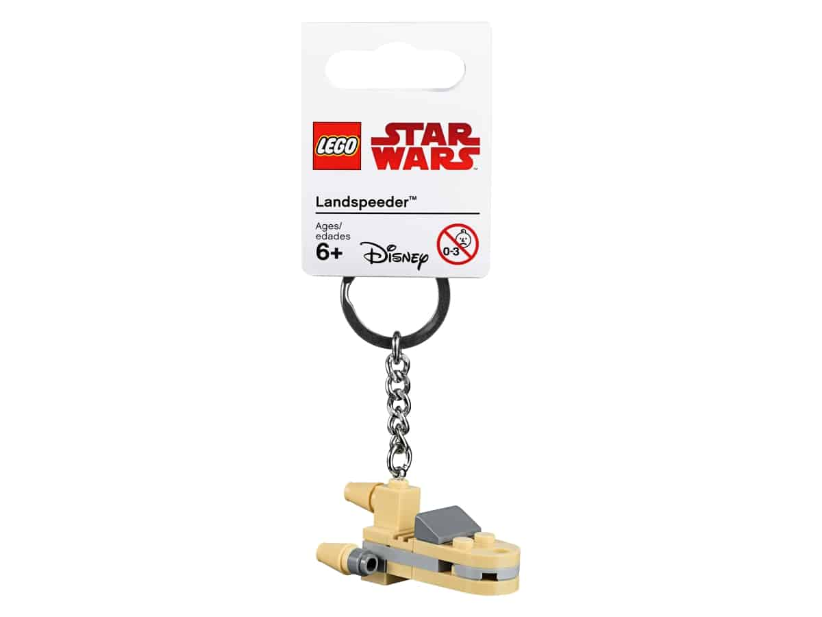 lego 853768 landspeeder bag charm