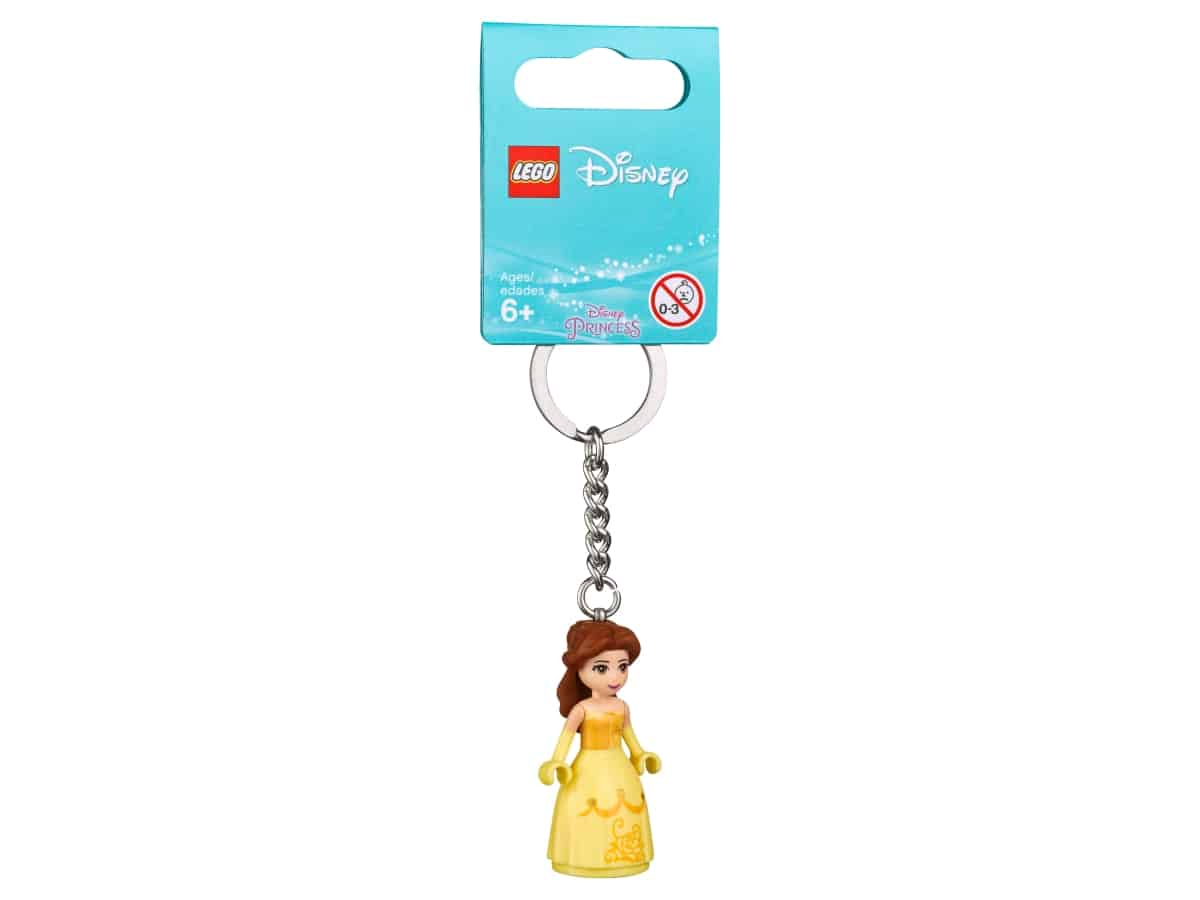 lego 853782 belle key chain