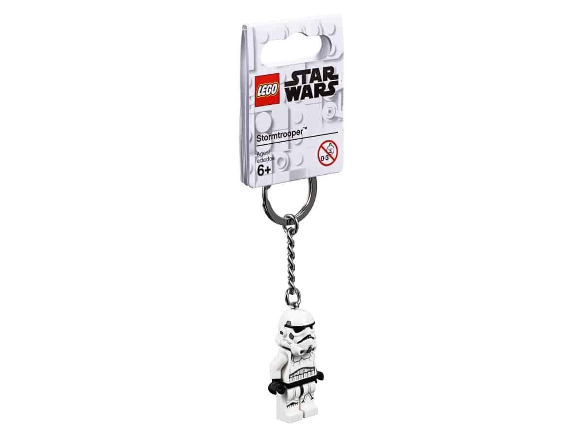 lego 853946 stormtrooper key chain
