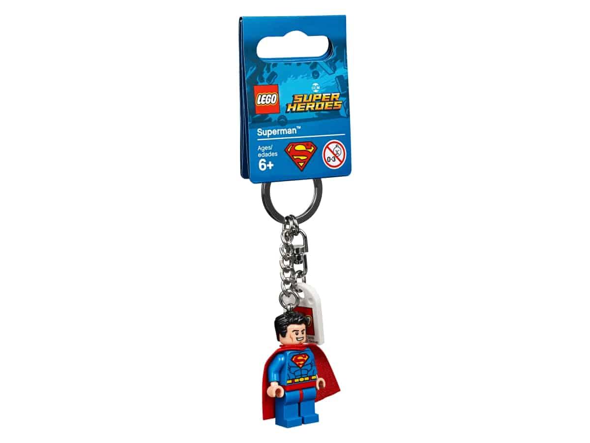 lego 853952 superman key chain