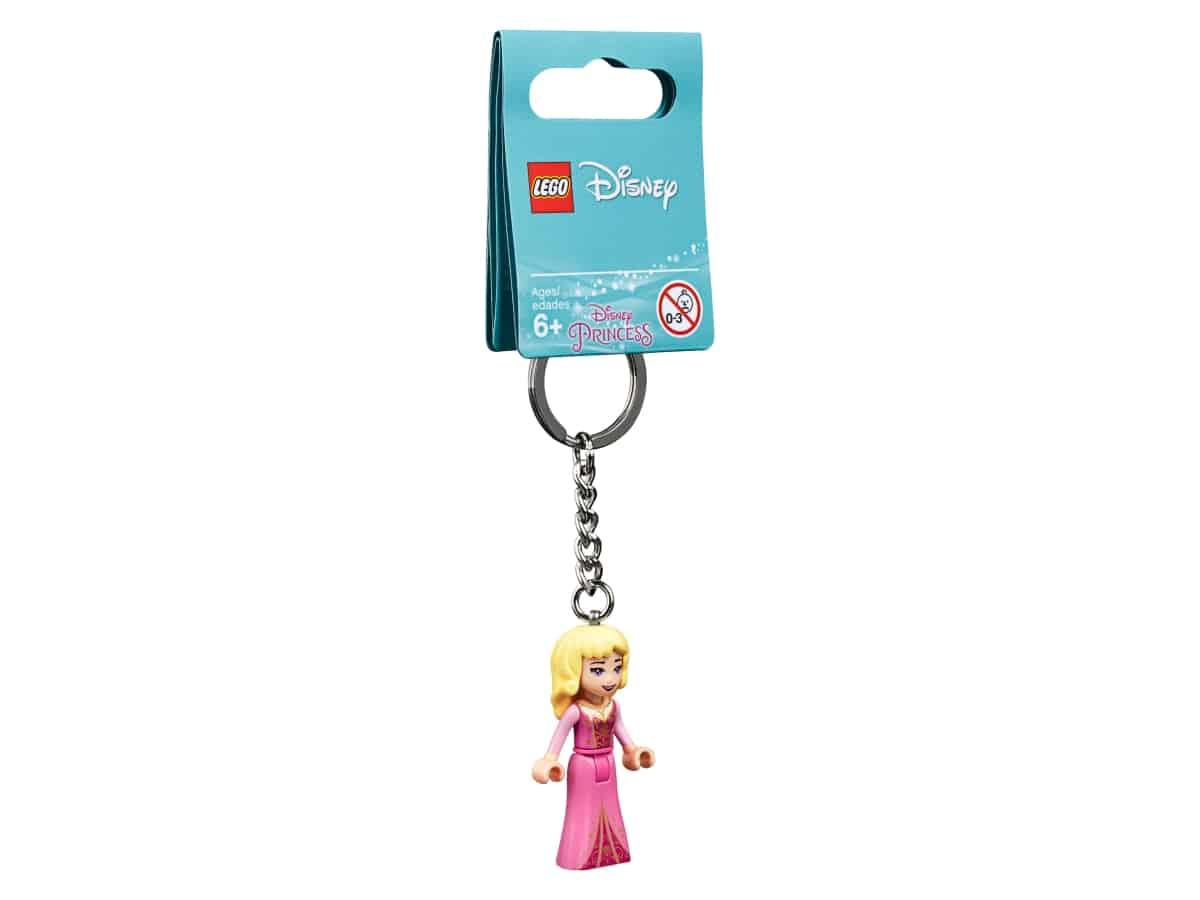 lego 853955 aurora key chain