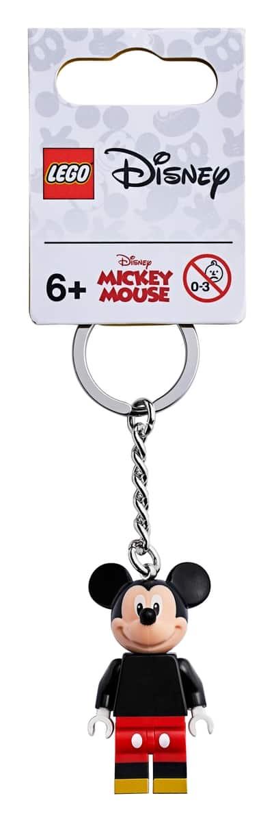 lego 853998 mickey key chain