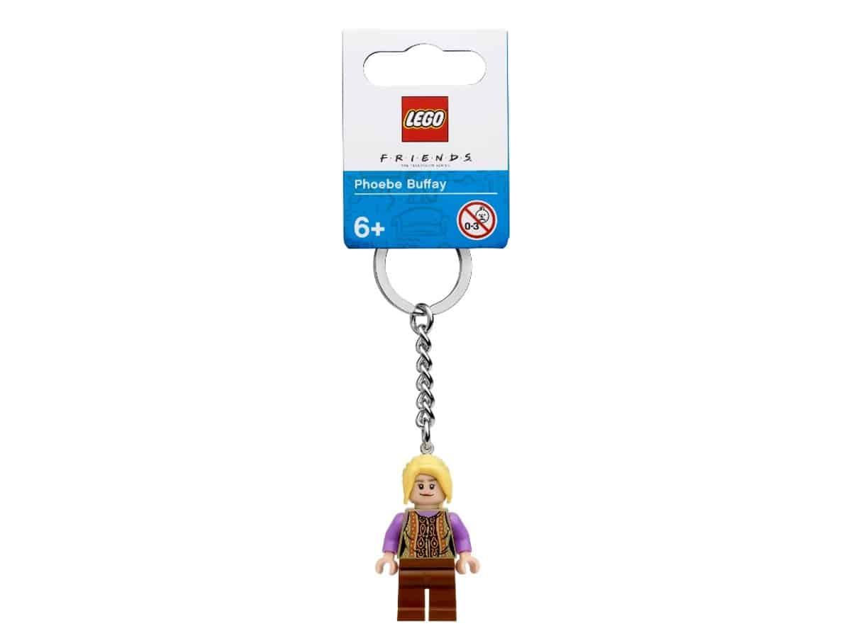 lego 854122 phoebe key chain