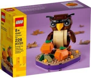 lego 40497 halloween owl