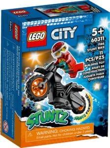lego 60311 fire stunt bike