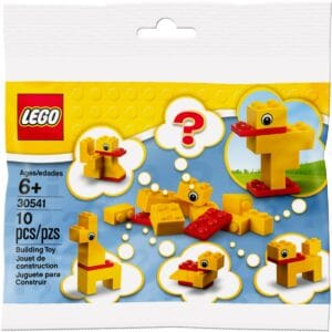 lego 30541 animal free builds make it yours