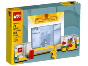lego 40359 store picture frame