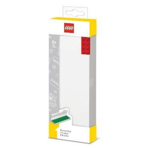 lego 5005110 brick pencil case red