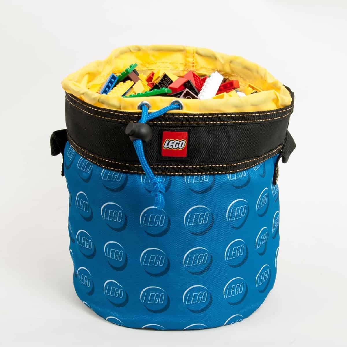 lego 5005352 blue cinch bucket