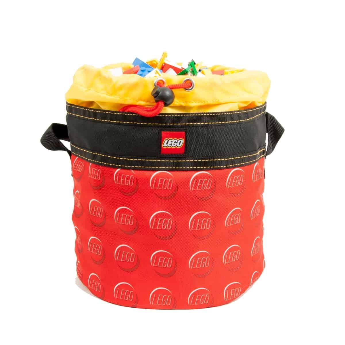 lego 5005353 red cinch bucket