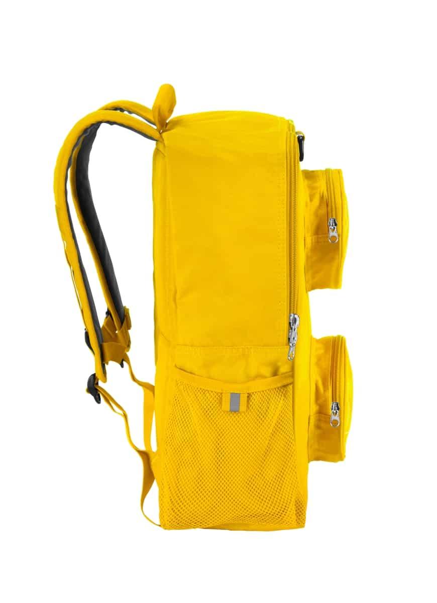 lego 5005520 brick backpack yellow
