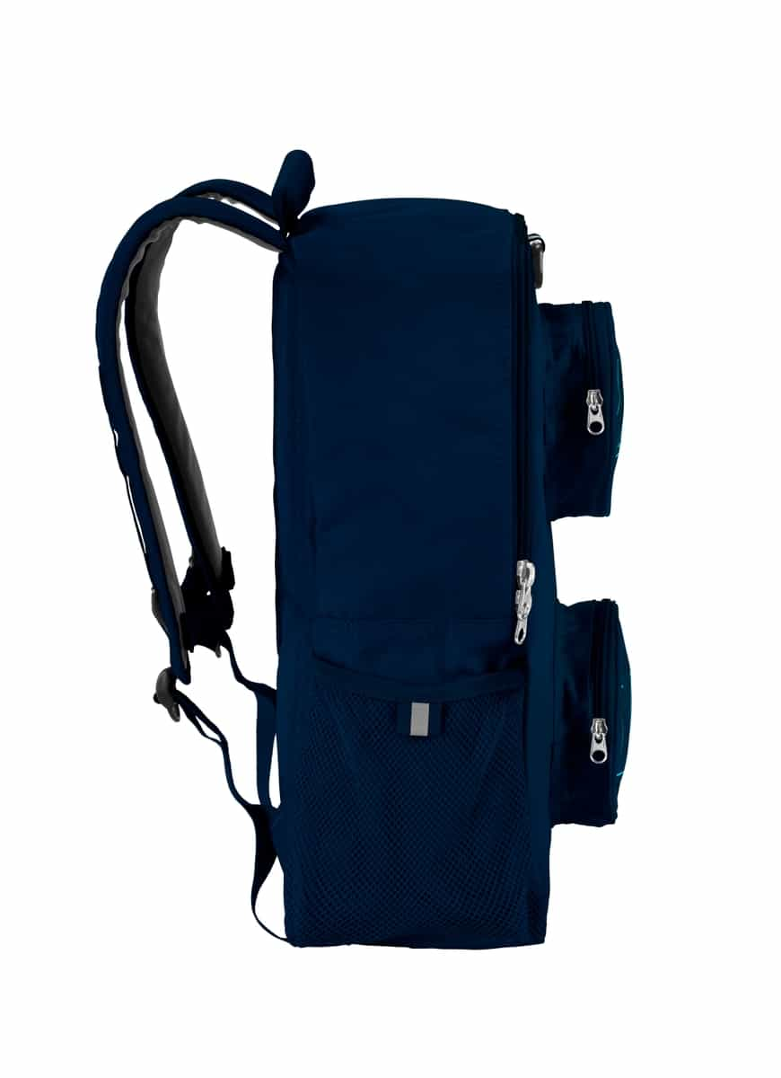 lego 5005523 brick backpack navy
