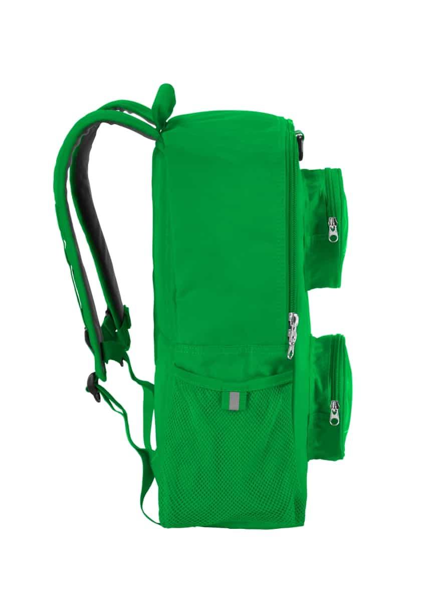 lego 5005525 brick backpack green