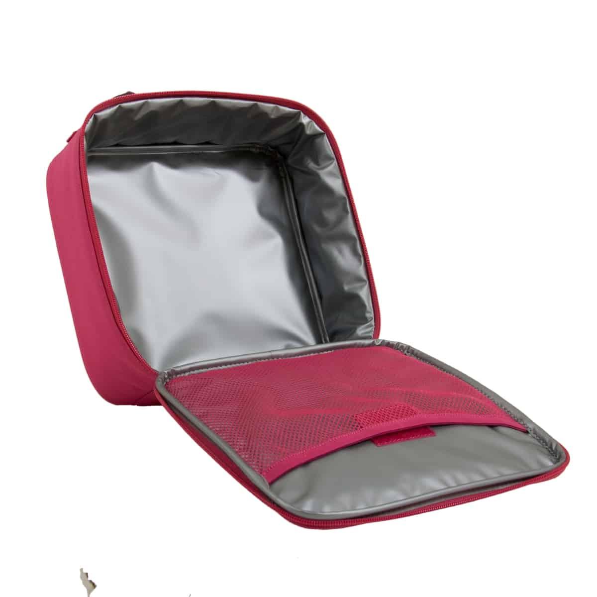 lego 5005530 brick lunch bag pink